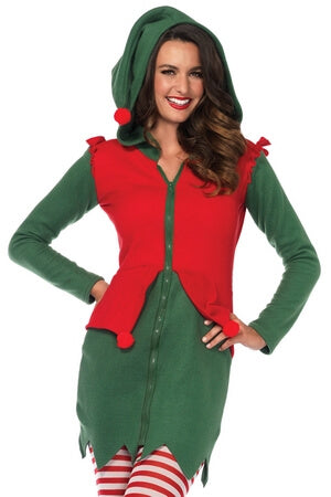 Cozy Elf Costume