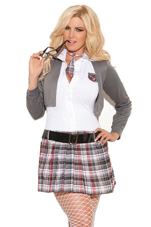 Diva Detention School Costume