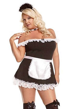 Diva French Maid Costume