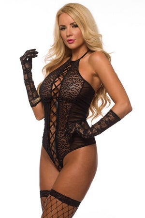 6380ca67fd Wild Heart Teddy from Velvet Kitten with Fast Shipping and Affordable  Prices. – LingerieDiva