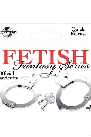 Official Fantasy Handcuffs