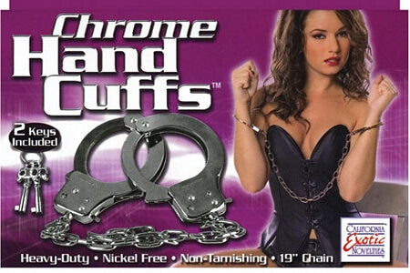 Chrome Handcuffs