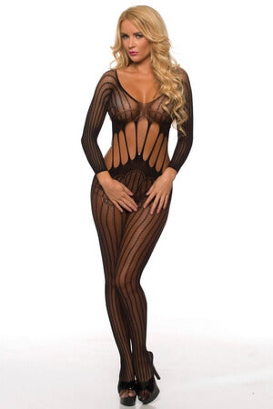 Love Bound Crotchless Bodystocking