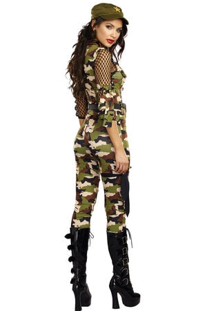 c1814a869 Sexy Army Costumes, Adult Women's Military Costumes – LingerieDiva
