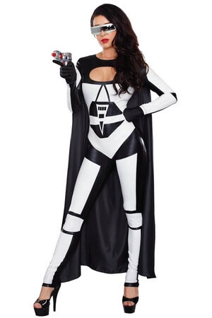 Space Battle Babe Costume