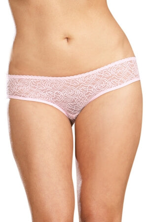 Diva Open Crotch Lace Shorts