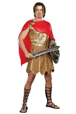 Caesar King Costume