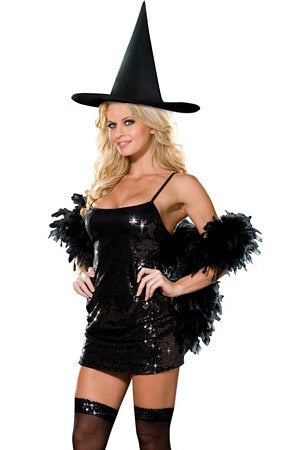 Witch Costume Kit