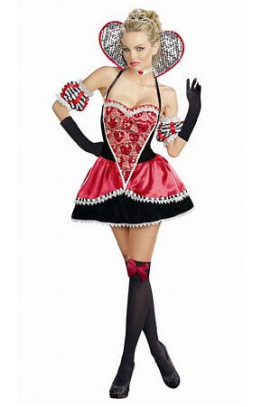 Heart Queen Costume