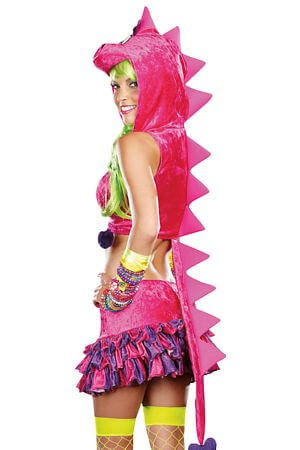 Dino Dancn Costume
