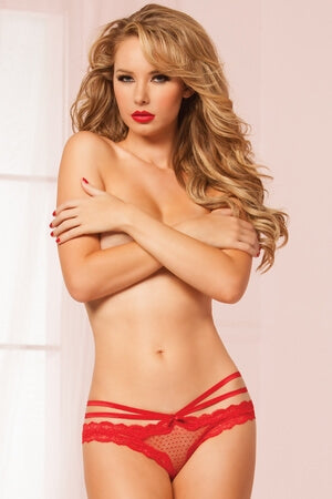 Red Laila Panty