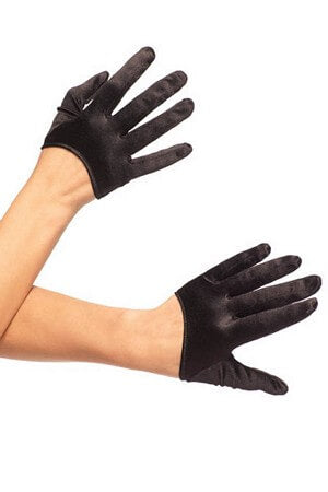 Satin Mini Gloves
