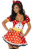 Fever Miss Mouse Costume - LingerieDiva