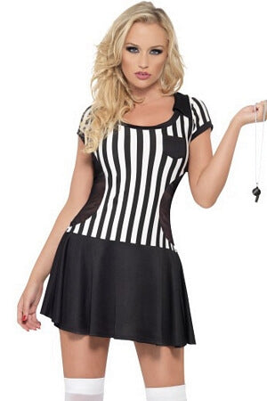 Ravishing Ref Costume Ravishing Ref Costume  sc 1 st  Lingerie Diva : referee woman costume  - Germanpascual.Com
