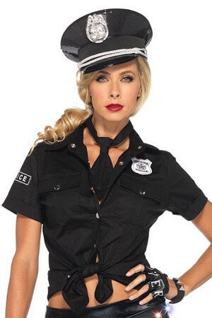 732261b4434d Sexy Police Costumes