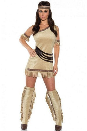 Fawn Adult Costume