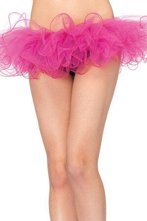 Pink Swirled Finish Tutu
