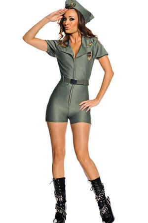 Attention Romper Costume