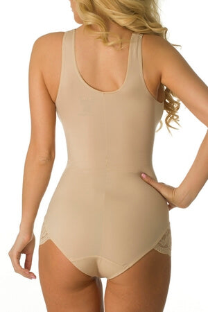 Nude Lacey Accent Shaper