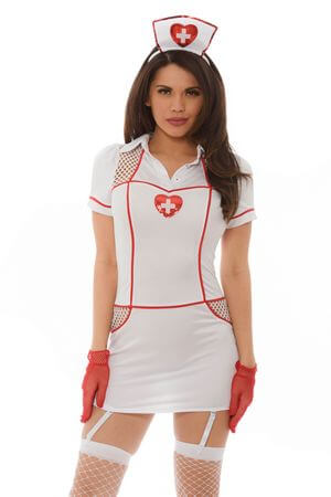 Hospital Hottie Costume