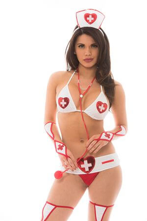 Surgically Sexy Nurse