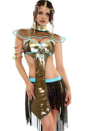 Pyramid Priss Costume