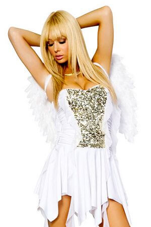 1 Pc. Heavenly Hottie Costume