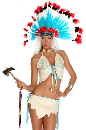 Tipi Treat Costume
