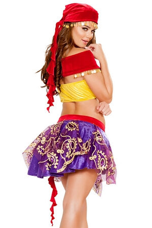 Mischievous Gypsy Costume