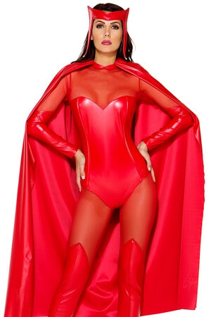 Fiery Force Costume