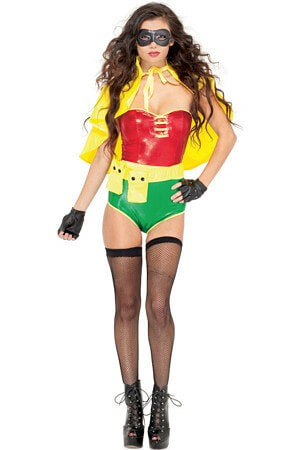 Sultry Sidekick Costume
