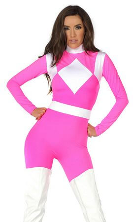 Pink Power Costume