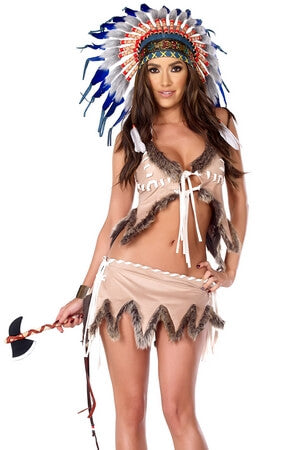 Nifty Native Costume