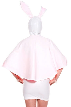 Hooded Bunny Cape