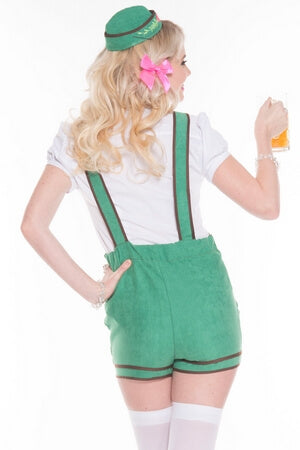 German Beer Beauty Costume