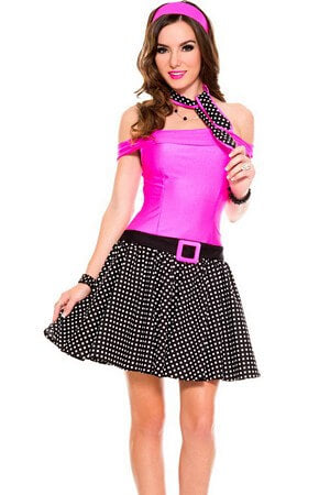 Fifties Cutie Costume