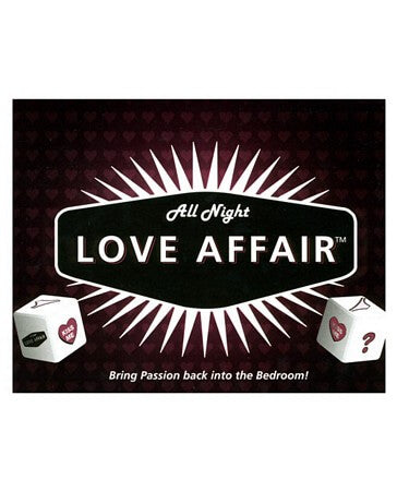 All Night Love Affair Game