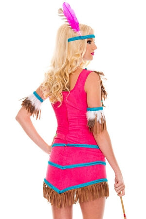 Poca Hottie Costume