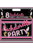 Bachelorette Party Invitations - LingerieDiva