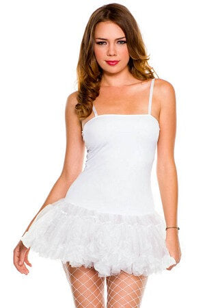 Starter Petticoat Dress