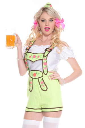 Eye-Catching Bavarian Costume