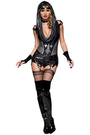 Dungeon Mistress Costume