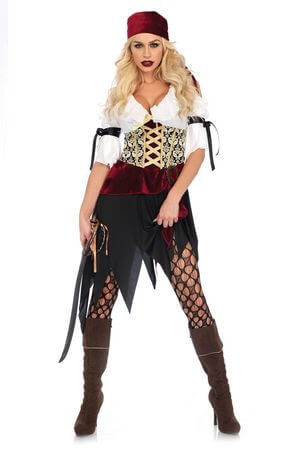 High Seas Wench Costume