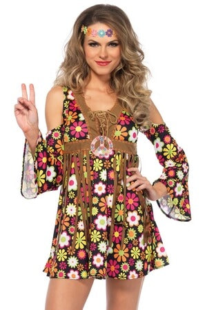 Starflower Hippie Costume
