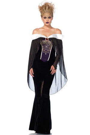 Bewitching Evil Queen Costume