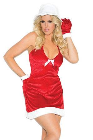 Queen Santa's Sweetie Costume