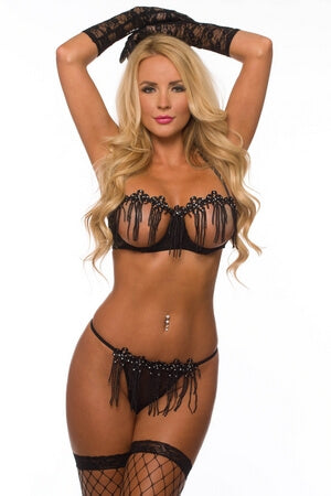 Erotic Seduction Bra Set