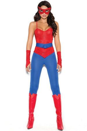 Spider Super Hero Costume