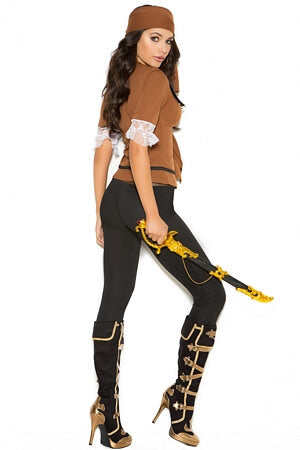 Treasure Pirate Costume