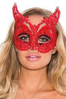 Some Like It Hot Eye Mask